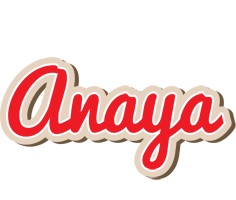 Anaya chocolate logo