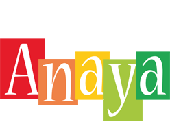 Anaya colors logo