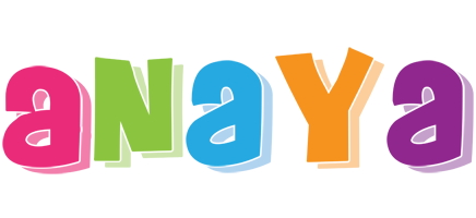 Anaya friday logo