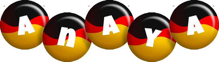 Anaya german logo