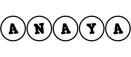 Anaya handy logo