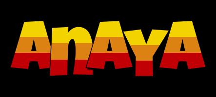 Anaya jungle logo