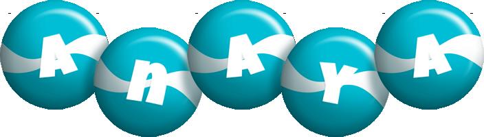 Anaya messi logo