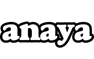 Anaya panda logo