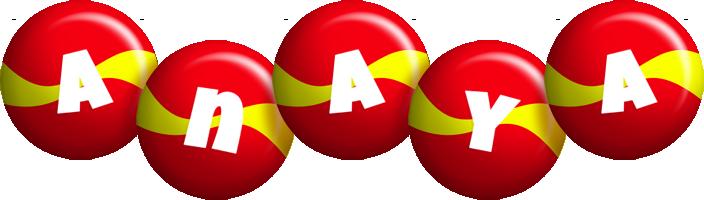 Anaya spain logo