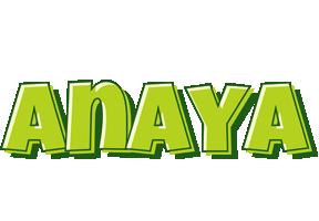 Anaya summer logo