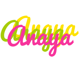 Anaya sweets logo