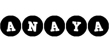 Anaya tools logo