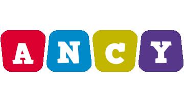 Ancy kiddo logo