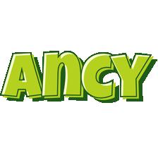 Ancy summer logo