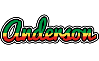 Anderson african logo