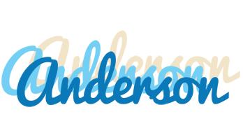Anderson breeze logo