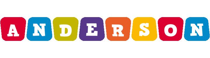Anderson daycare logo