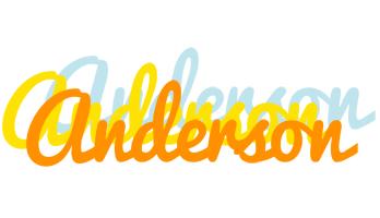 Anderson energy logo