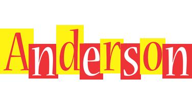 Anderson errors logo