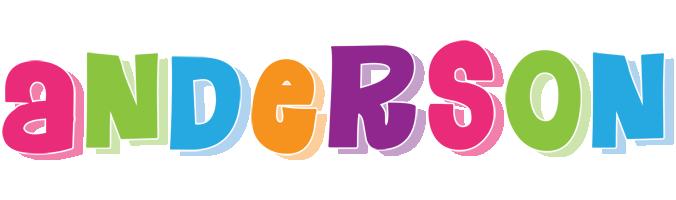 Anderson friday logo