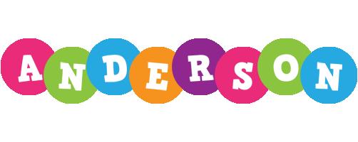 Anderson friends logo