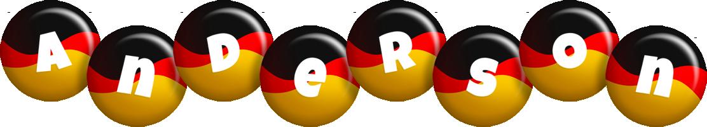 Anderson german logo
