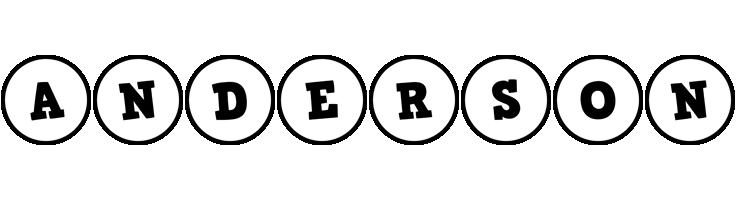 Anderson handy logo
