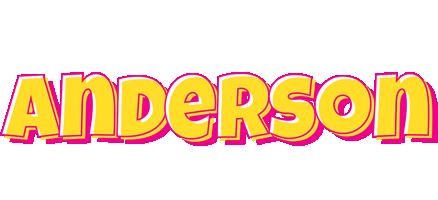 Anderson kaboom logo