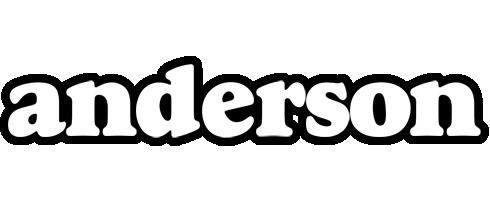 Anderson panda logo