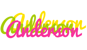 Anderson sweets logo