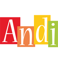 Andi colors logo
