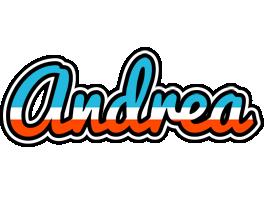 Andrea america logo