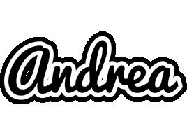 Andrea chess logo