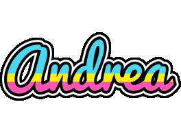 Andrea circus logo