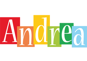Andrea colors logo