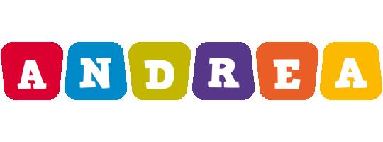 Andrea daycare logo