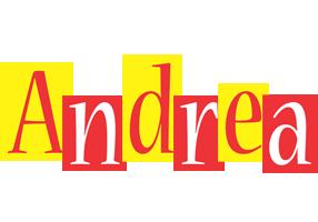 Andrea errors logo