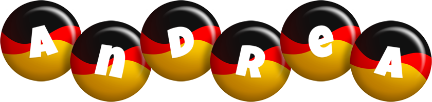 Andrea german logo