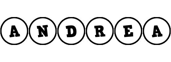 Andrea handy logo