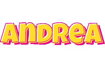 Andrea kaboom logo