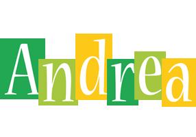 Andrea lemonade logo