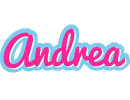 Andrea popstar logo