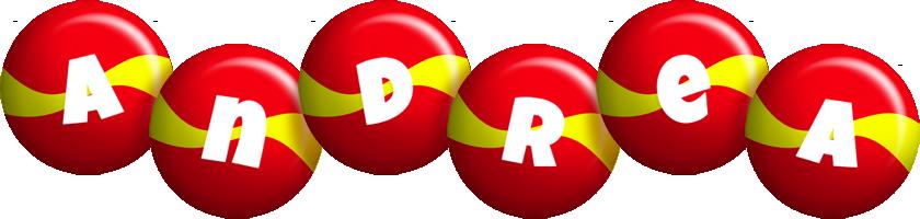 Andrea spain logo
