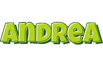 Andrea summer logo