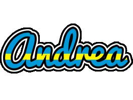 Andrea sweden logo