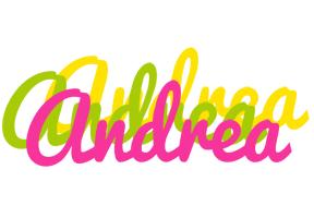 Andrea sweets logo