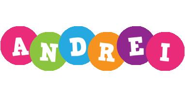 Andrei friends logo