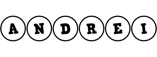 Andrei handy logo