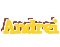 Andrei hotcup logo