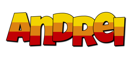 Andrei jungle logo