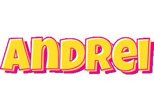 Andrei kaboom logo
