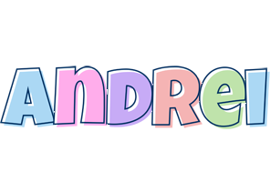 Andrei pastel logo