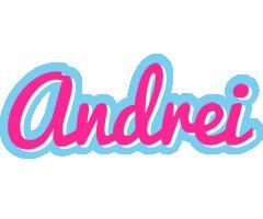 Andrei popstar logo