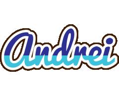 Andrei raining logo